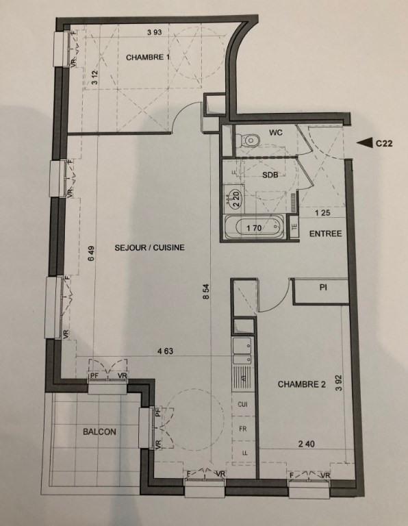 Alquiler  apartamento Villennes sur seine 1600€ CC - Fotografía 9