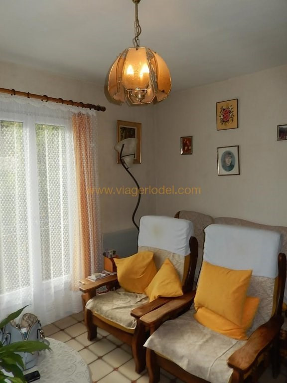 Vendita nell' vitalizio di vita casa Èze 240000€ - Fotografia 24