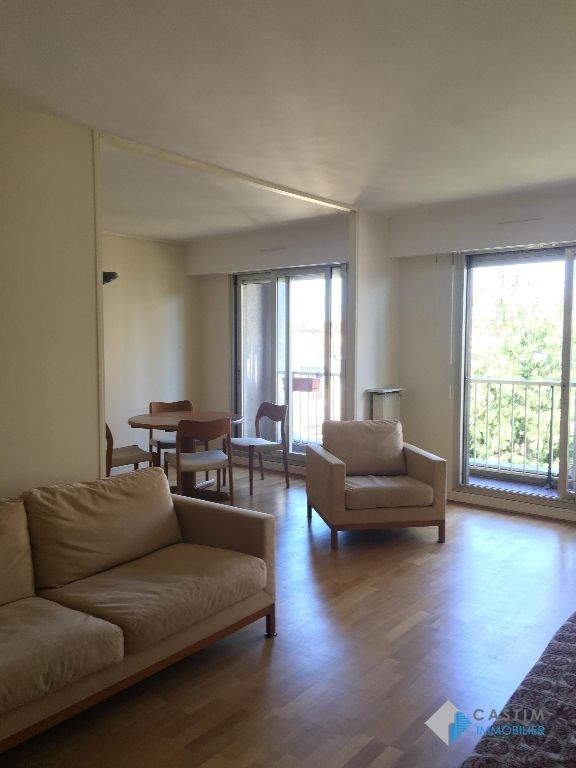 Rental apartment Paris 14ème 1 881€ CC - Picture 1