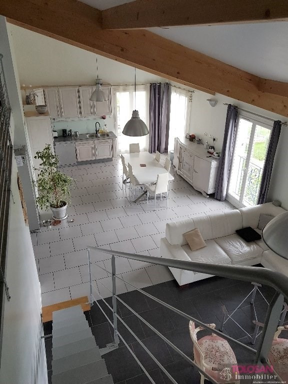 Vente maison / villa Baziege 399 000€ - Photo 2