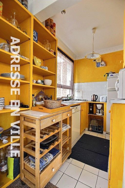 Verkoop  appartement Levallois perret 443000€ - Foto 12