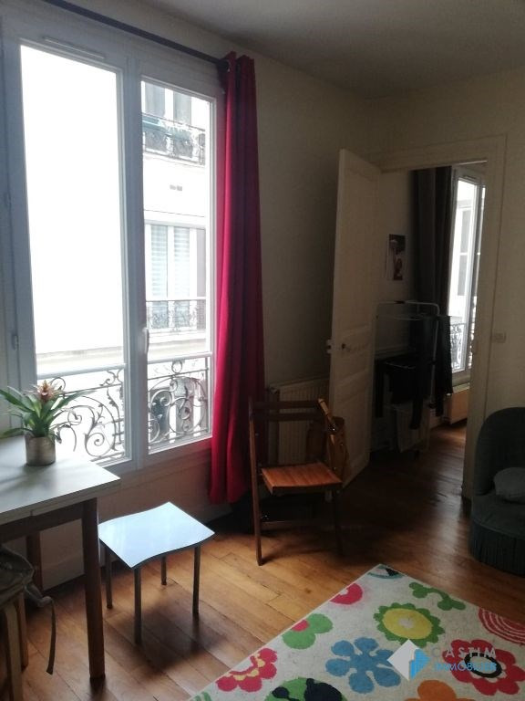 Rental apartment Paris 14ème 1 210€ CC - Picture 1