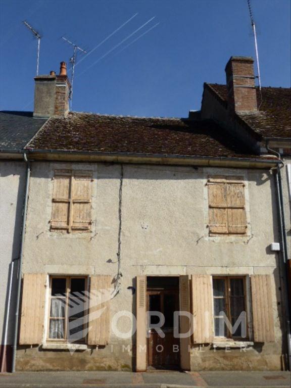 Sale house / villa Saint amand en puisaye 32000€ - Picture 10