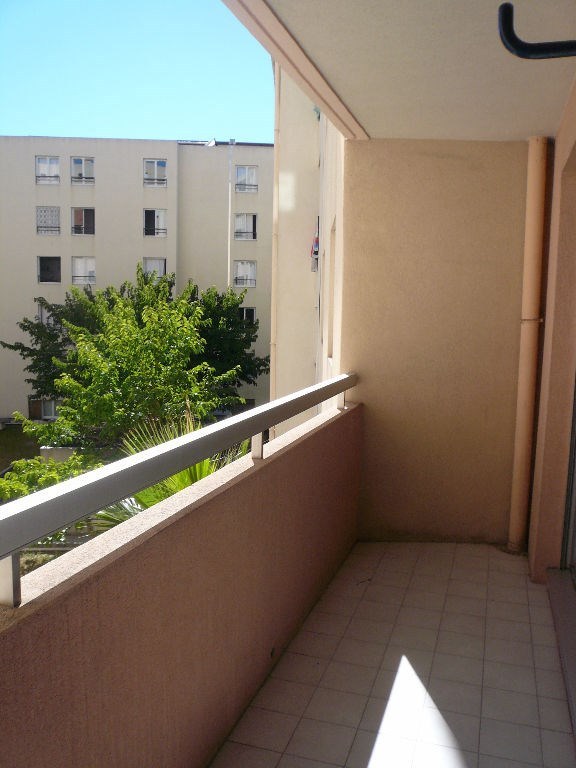Rental apartment Nice 725€ CC - Picture 1