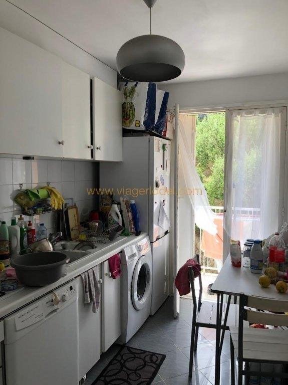 Viager appartement Menton 137500€ - Photo 4