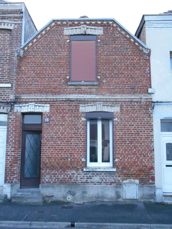 Rental house / villa Saint quentin 512€ CC - Picture 6