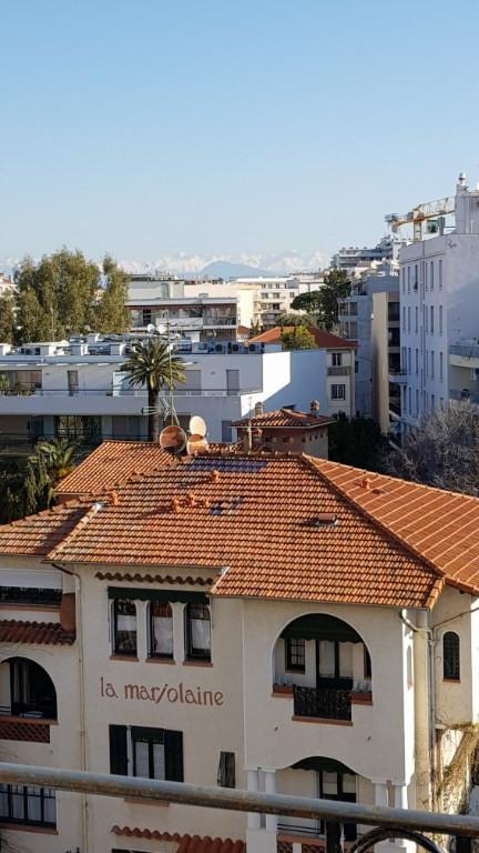 Sale apartment Juan les pins 189900€ - Picture 7
