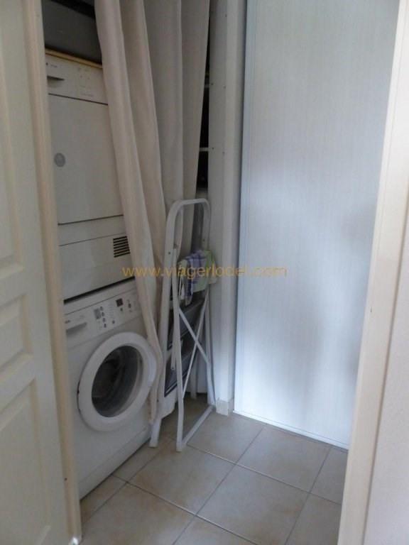 Lijfrente  huis Montagnac 42500€ - Foto 8