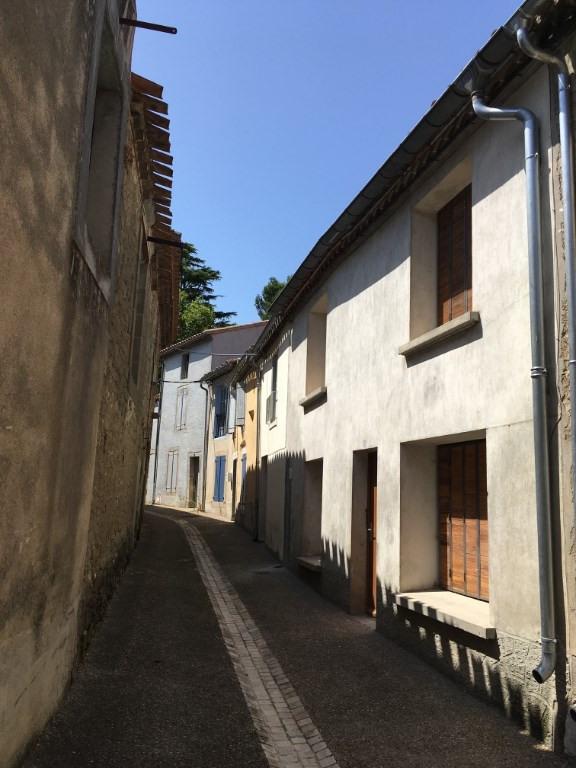 Rental house / villa Ste eulalie 530€ CC - Picture 1