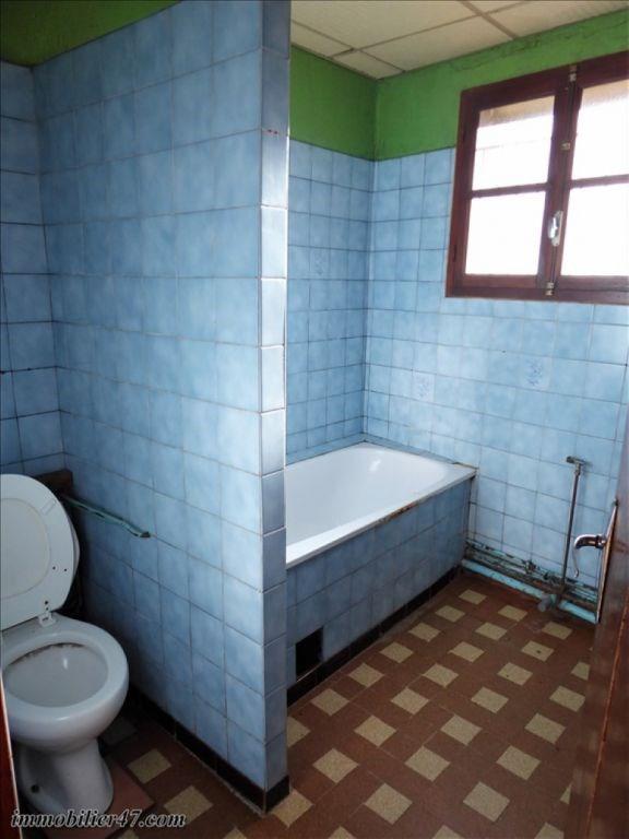 Vente maison / villa Aiguillon 69900€ - Photo 7