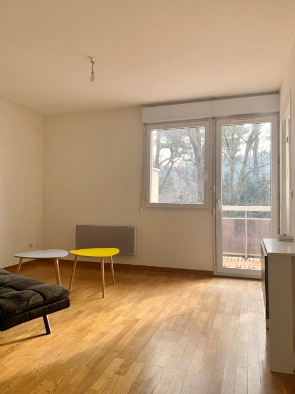 Rental apartment Bourgoin jallieu 540€ CC - Picture 3