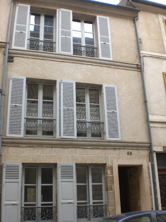Investment property apartment Pontoise 122 600€ - Picture 1