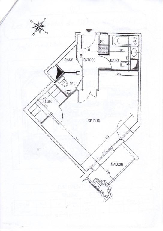 Vendita nell' vitalizio di vita appartamento Levallois perret 102000€ - Fotografia 2