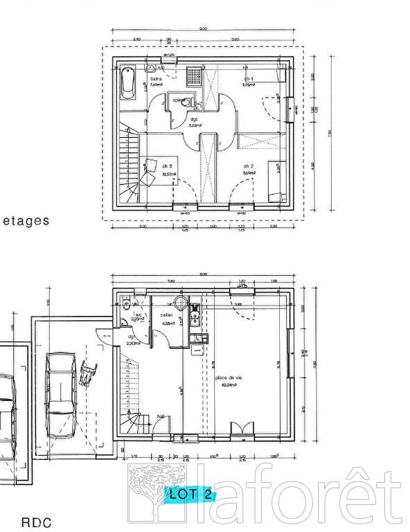 Vente maison / villa St jean de bournay 209506€ - Photo 2