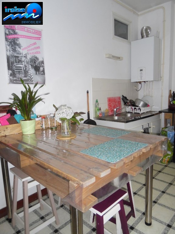 Vente appartement Brest 77600€ - Photo 4