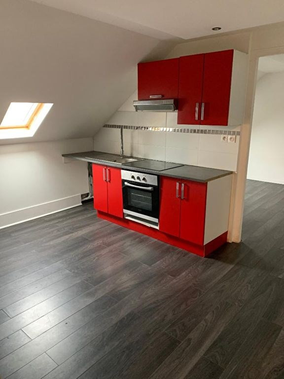 Bel appartement F1 en centre-ville de 20 m²