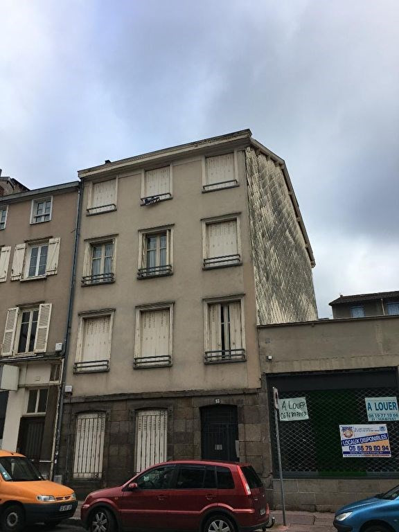 Investment property building Limoges 318000€ - Picture 2