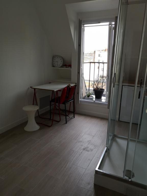 Paris XVII Porte - Champerret - Chambre meublée