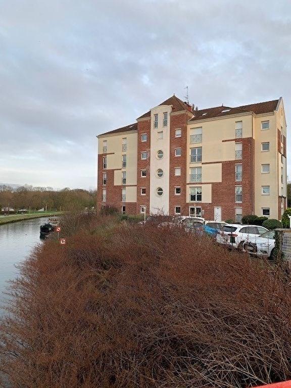 Locação apartamento Saint laurent blangy 450€ CC - Fotografia 1