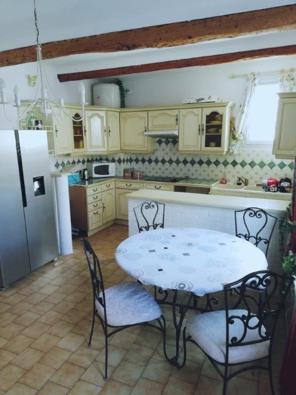 Sale house / villa Saint victoret 180000€ - Picture 6