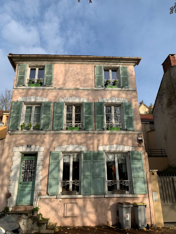 Rental house / villa Conflans sainte honorine 988€ CC - Picture 1