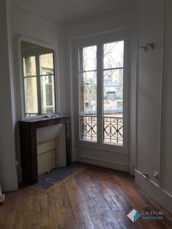 PARIS XIV ème - 2 Pièces - 29 m²