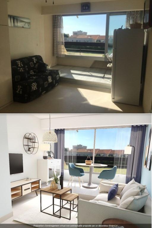 Vente appartement Carnon plage 99900€ - Photo 7