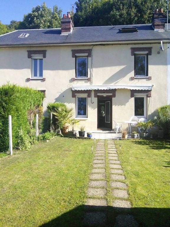 Vente maison / villa Saint leger du bourg denis 192000€ - Photo 7
