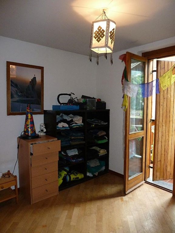 Sale apartment Les houches 250000€ - Picture 4