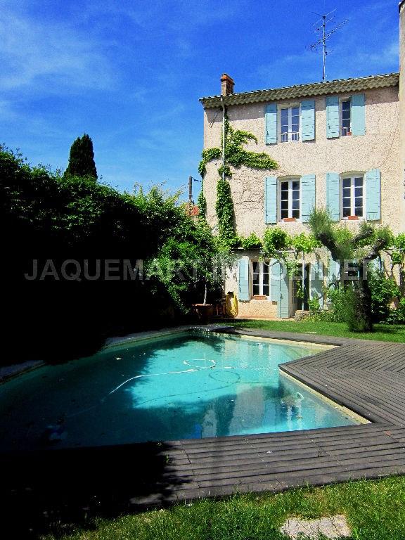 Venta de prestigio  casa Lambesc 590000€ - Fotografía 1