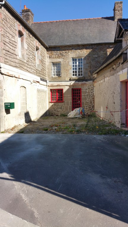 Vente maison / villa Combourg 70 525€ - Photo 2