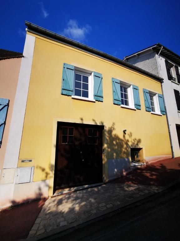 Venta  casa Marly le roi 346500€ - Fotografía 1