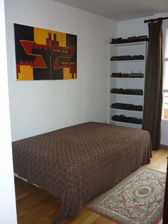 Rental apartment St germain en laye 1240€ CC - Picture 2