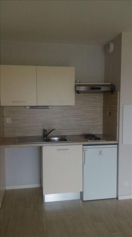 Locação apartamento Rennes 575€ CC - Fotografia 1