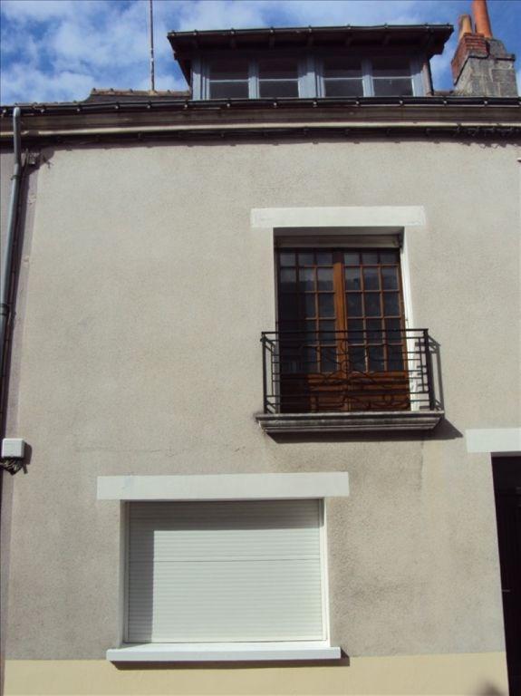 Sale house / villa Azay le rideau 153000€ - Picture 1