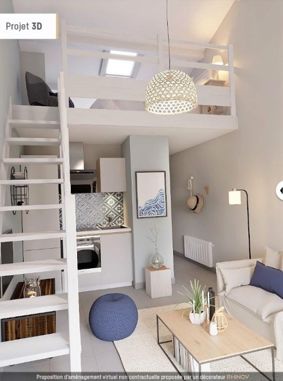 Vente appartement Carnon plage 118000€ - Photo 1