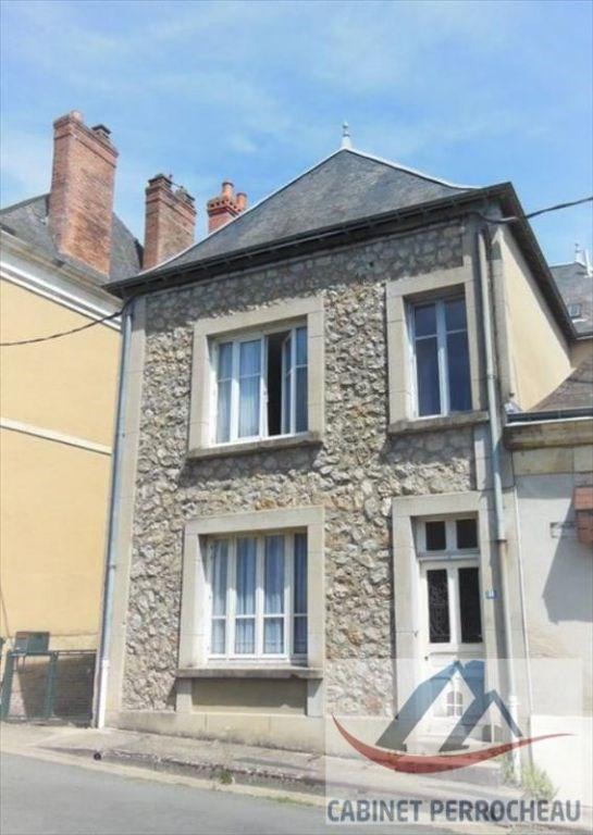 Sale house / villa La chartre sur le loir 99000€ - Picture 2