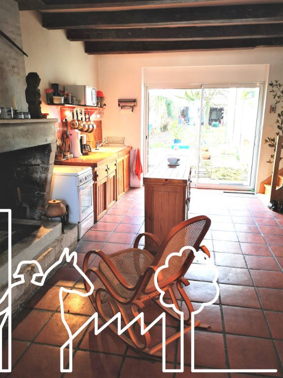 Vente maison / villa Sainte radegonde des noyers 199 990€ - Photo 8