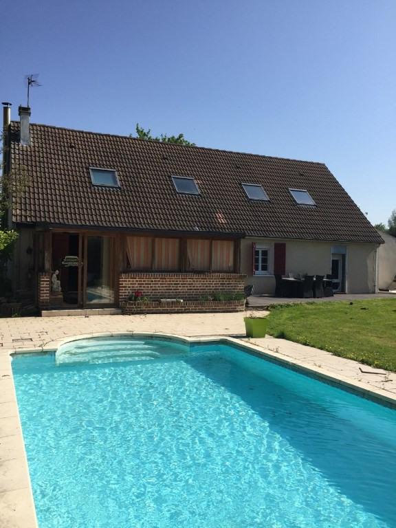 Sale house / villa Mesnil saint laurent 300700€ - Picture 1