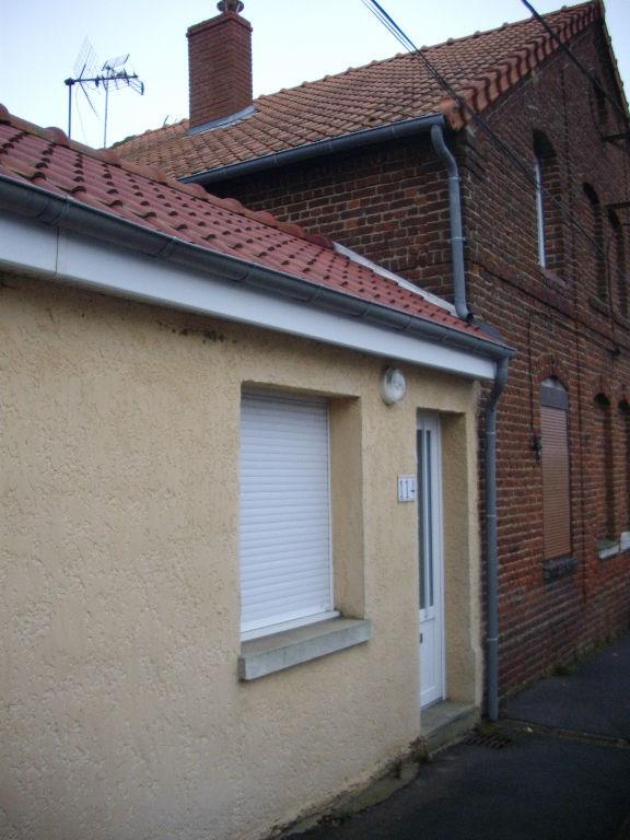 Rental house / villa Estree blanche 550€ CC - Picture 1