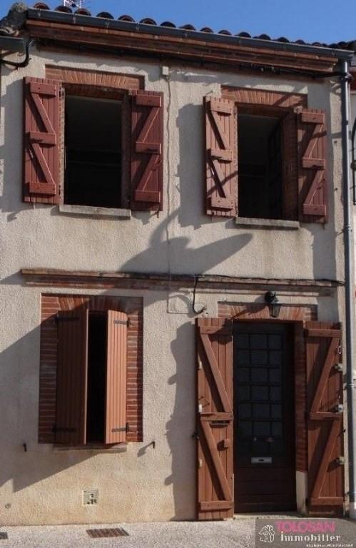 Vente maison / villa Venerque 86000€ - Photo 1
