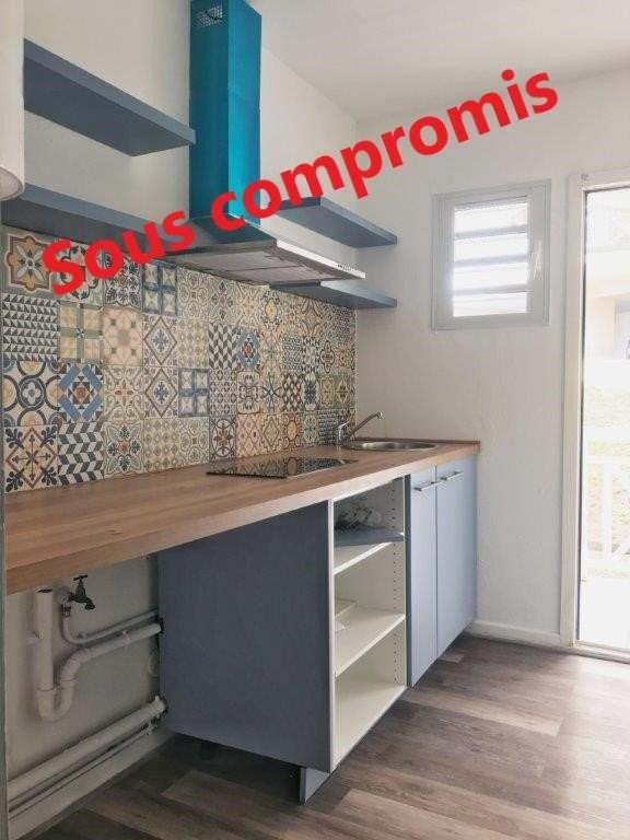 Revenda apartamento Ste clotilde 62000€ - Fotografia 1