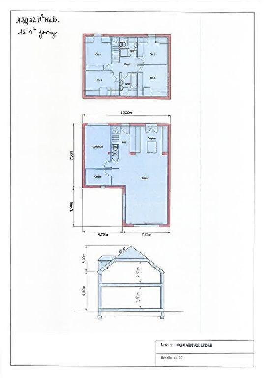Vente maison / villa Morainvilliers 512300€ - Photo 2