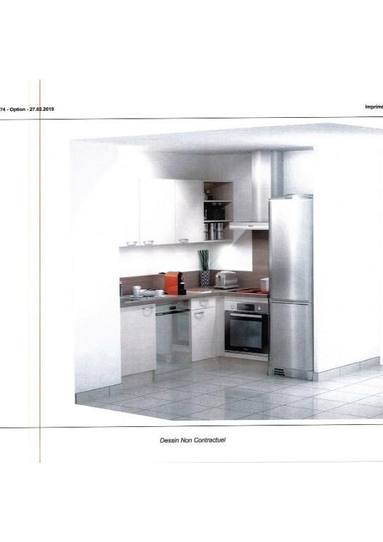 Rental apartment Thonon les bains 695€ CC - Picture 3