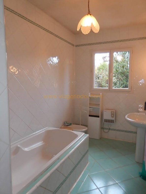Viager appartement Clans 117000€ - Photo 8