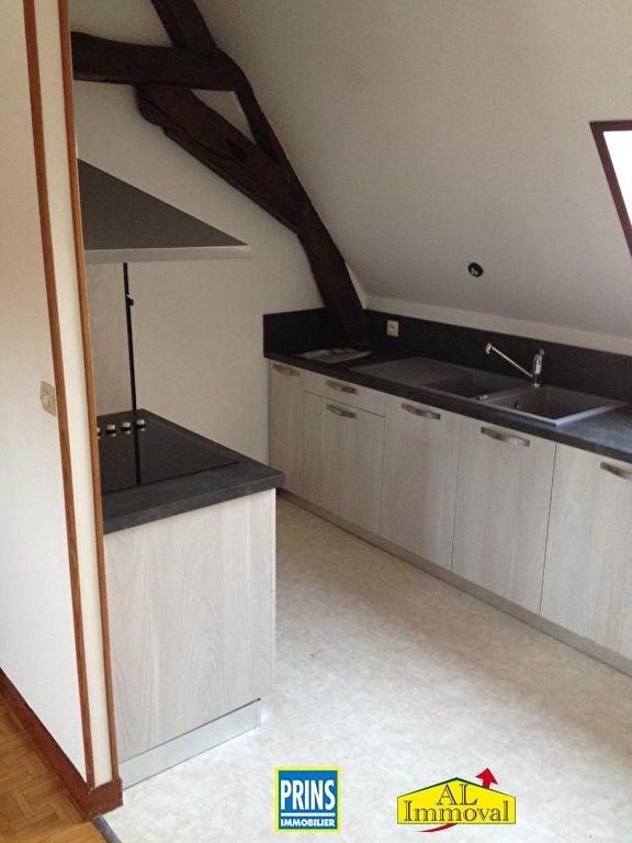 Rental apartment Aire sur la lys 430€ CC - Picture 1
