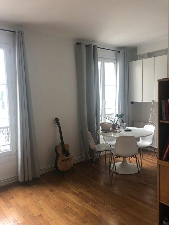 Location appartement Levallois perret 1198€ CC - Photo 1