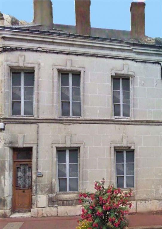 Maison de ville montoire sur le loir - 5 pièce (s) - 117 m²