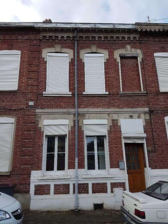 Location maison / villa Caudry 553€ CC - Photo 1