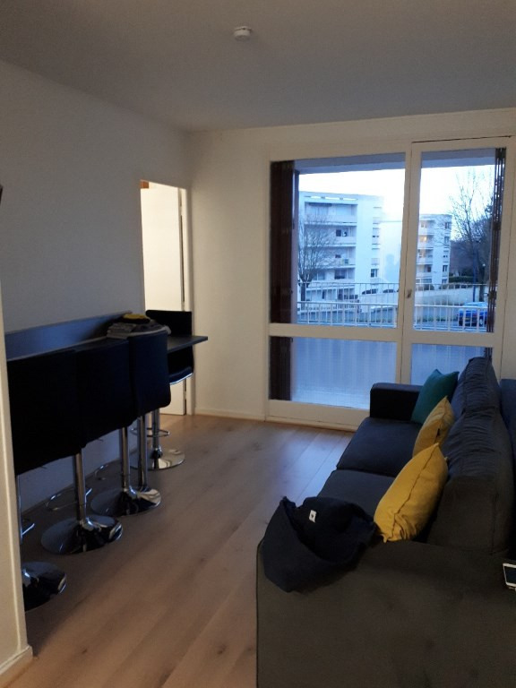 Rental apartment Saint quentin 440€ CC - Picture 1